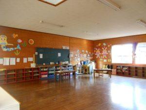 さくら(年長)第2教室