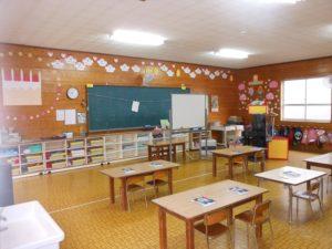 さくら(年長)第1教室