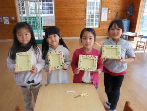 九州電力省エネ講座エコ製作作品