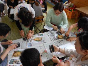 マイ箸製作