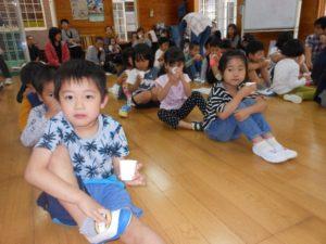 5月参観健康講座2
