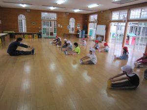 R3 体操教室